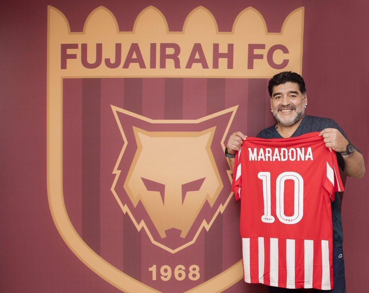 Maradona Al-Fujairah