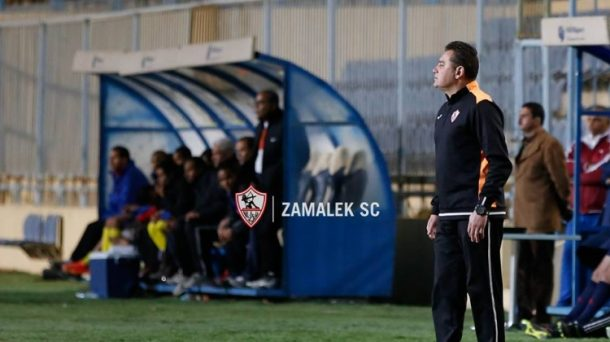 OFFICIAL: Zamalek appoint Khaled Galal as interim manager