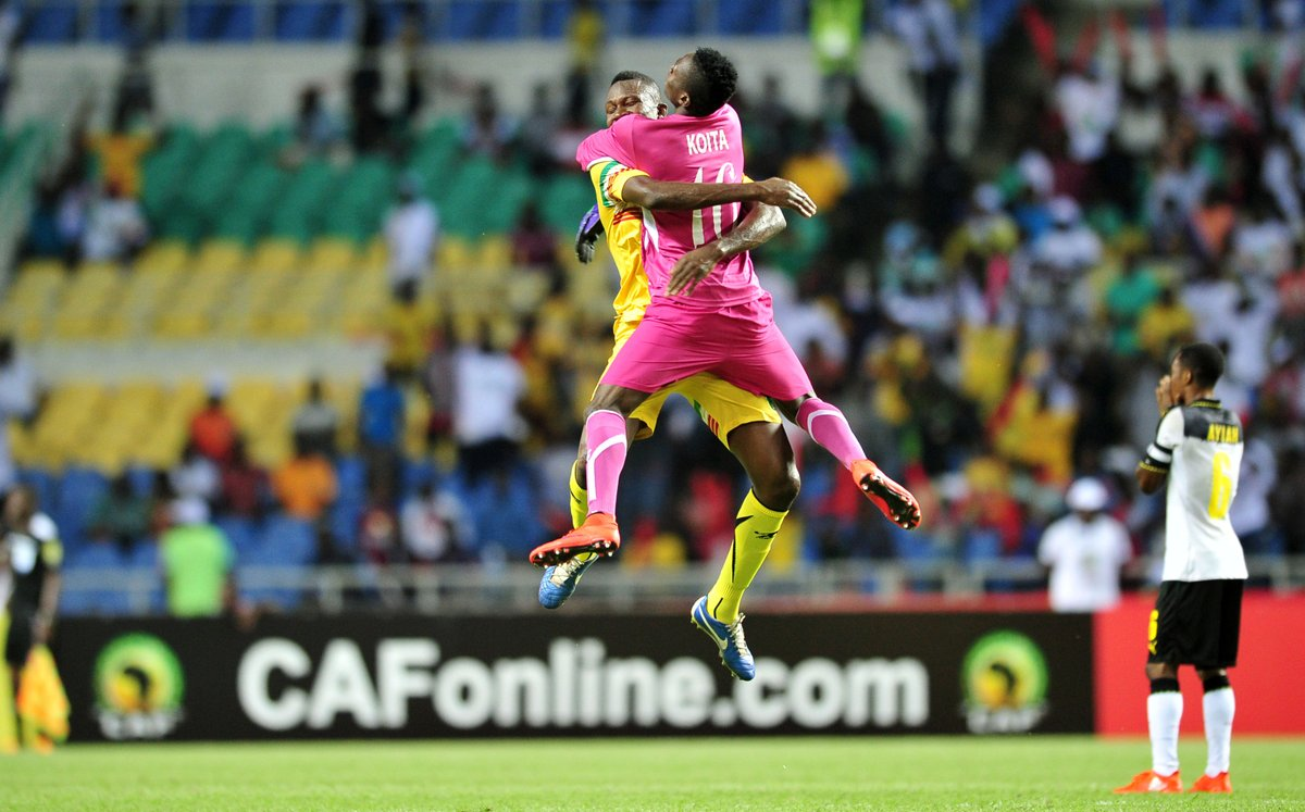 Mali Ghana U-17