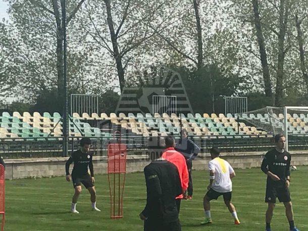 Former Zamalek Ahmed Nasser joins Slavia Prague on trial
