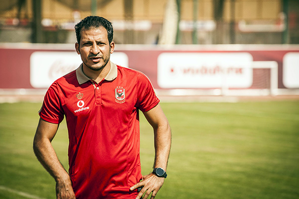 Moawad: We are seeking to secure league title against El-Maqassa