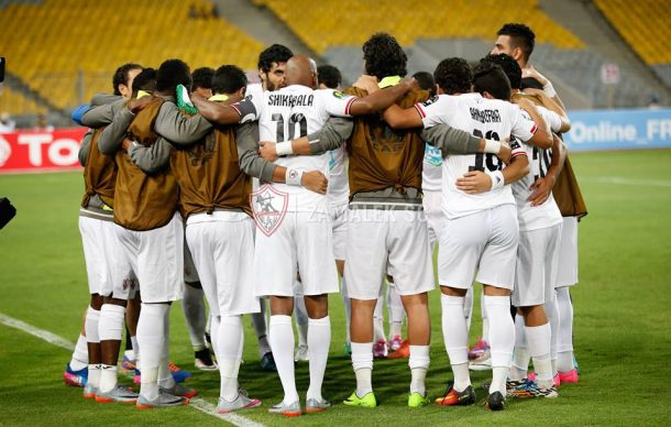 Zamalek Squad Wadi degla