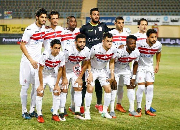 Zamalek Squad for CAPS United