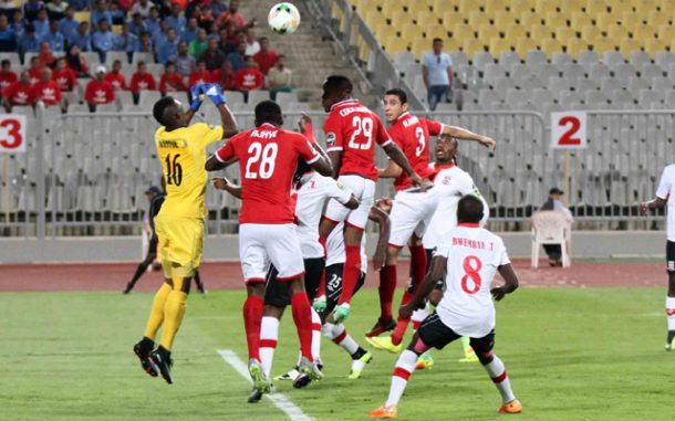 CAF name referees for Al Ahly and Zamalek CAFCL encounters
