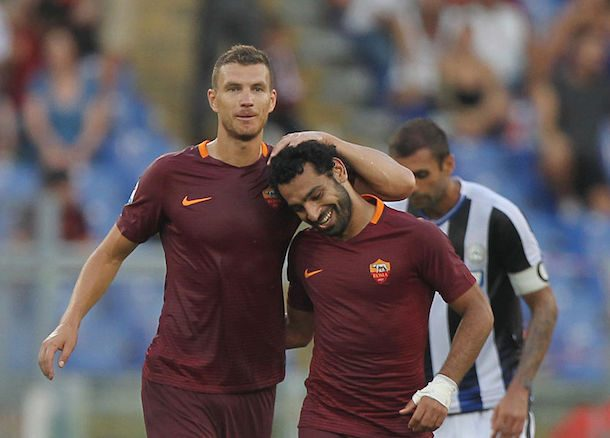 Hazem Emam: Salah and Džeko are one of the best duos in Roma's history