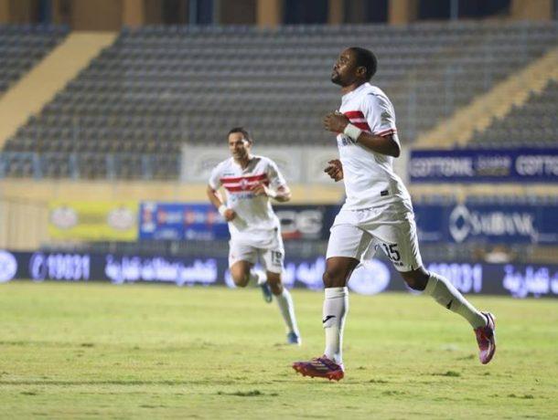 Zamalek consider naturalizing Nigerian midfielder Moruf Yusuf