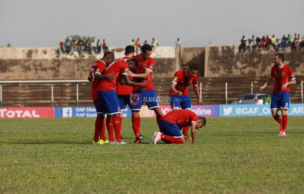 Two Egyptians make the CAF Champions League team of the week