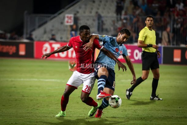 Lemghaifry to officiate Al Ahly's clash with Wydad Casablanca