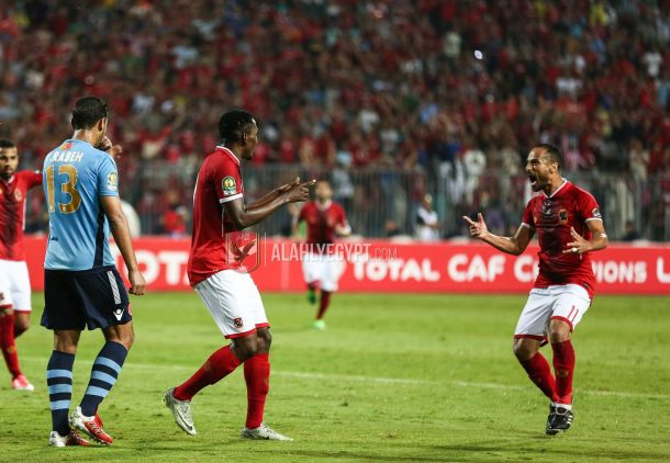 Al Ahly duo included in CAF Champions League team of the round