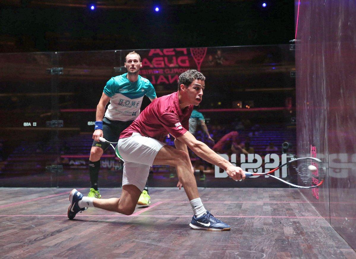 Ali Farag squash