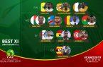 CAF XI Day 1