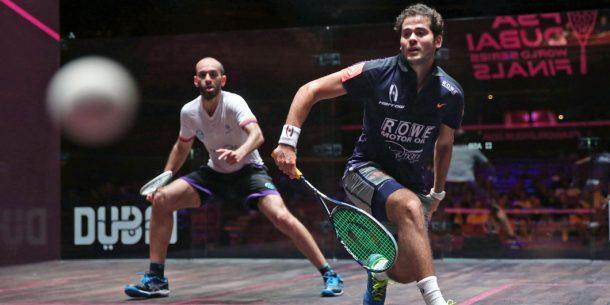 SQUASH: PSA Dubai World Series Finals Day 3 Roundup