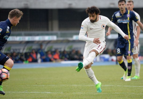 Roma reject Liverpool's £28 million Salah offer - Reports