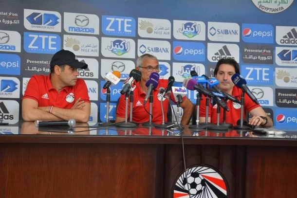 Hector Cuper Press Conference