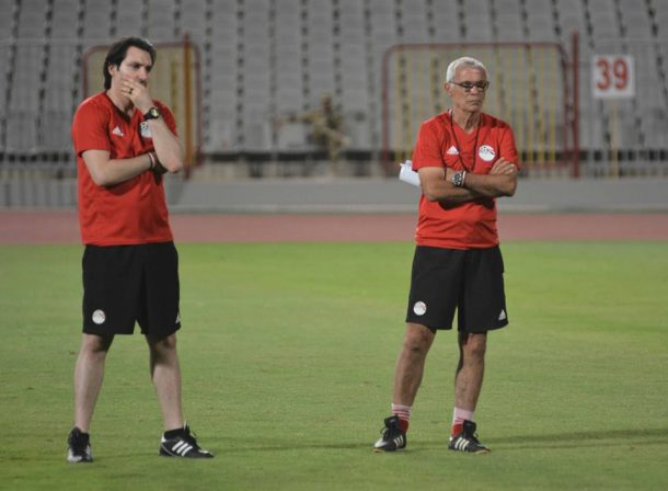 Saleh Gomaa called up as Cúper names Egypt squad for Uganda