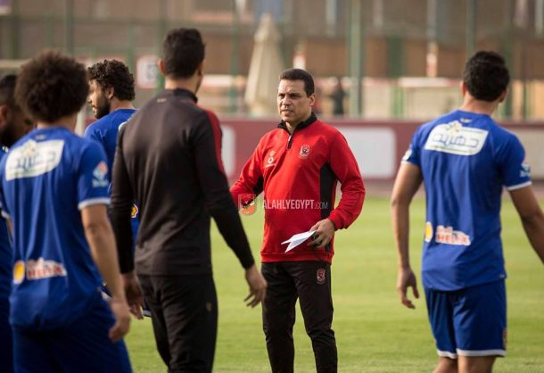 Hossam El-Badry on Coulibaly