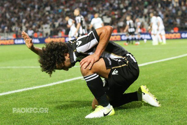 Warda's PAOK slapped with heavy penalties