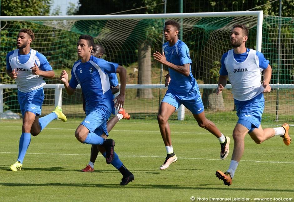 Le Havre Taher Mohamed