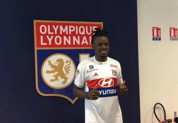 OFFICIAL: Bertrand Traoré completes move from Chelsea to Lyon