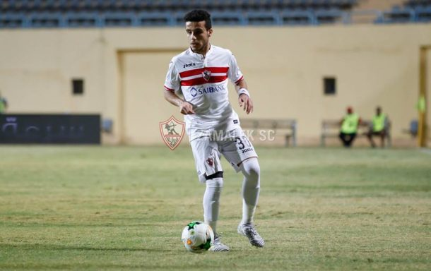 Mostafa Fathi signs new Zamalek contract until 2022