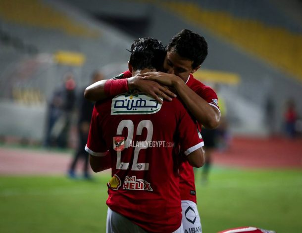 El-Badry delighted with Saleh Gomaa after double against Smouha