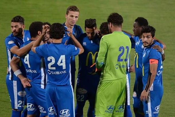 Smouha knocked out of CAF Confederation Cup after 0-0 draw