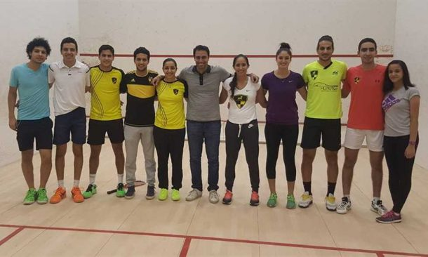 Wadi Degla win Egyptian squash league title