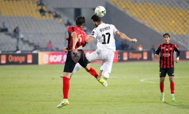 Abdellaoui optimistic about USM Alger ability to beat Zamalek
