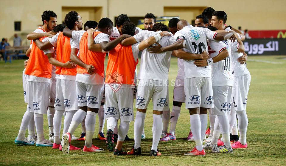 Zamalek CAPS United Squad