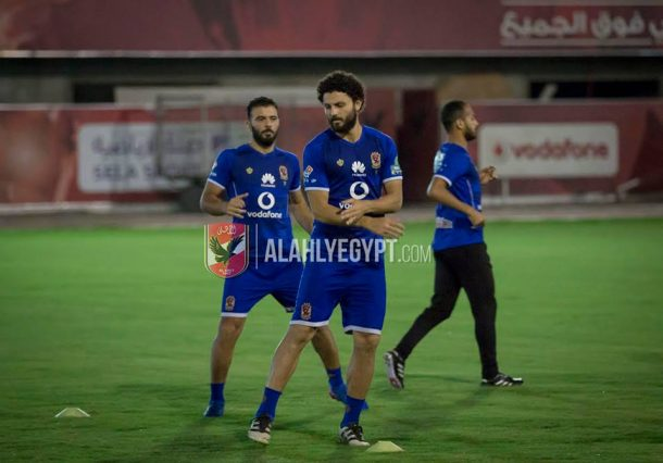 Emad Meteb and Hossam Ghaly