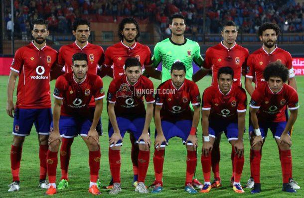 Al Ahly trio make Arab Club Championship Team of the Week