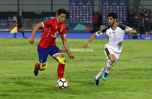 Al Ahly agree loan deal with Bidvest Wits for Amr Gamal