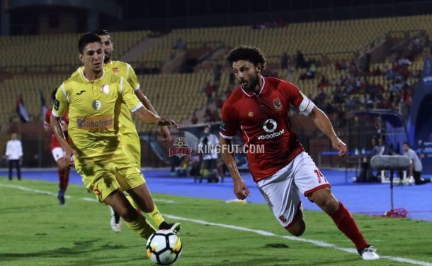 Al Ahly duo named in Arab Club Championship Team of the Group Stage