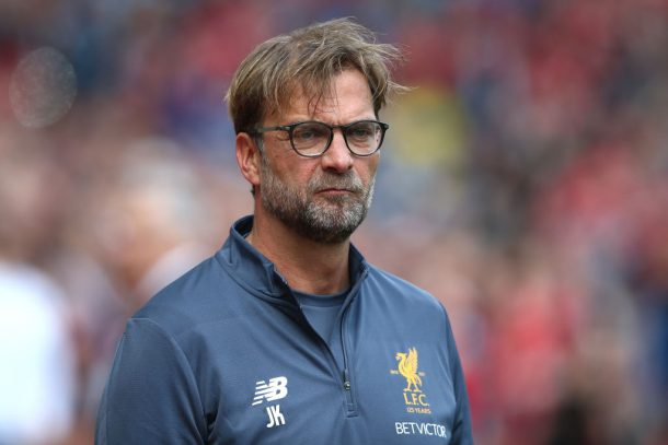 Klopp:  I'm really looking forward to working with Salah