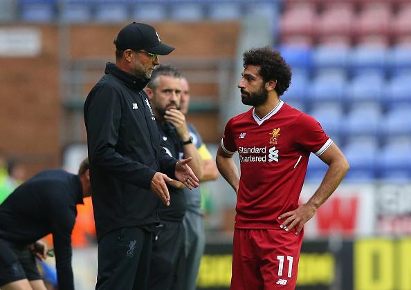 Jürgen Klopp: Mohamed Salah is quicker than I thought
