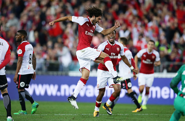 Elneny snubs Leicester after Arsenal accept £10m bid - Reports
