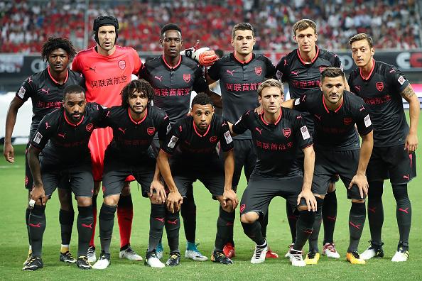 Elneny - Arsenal XI