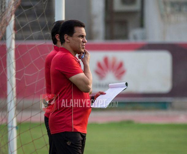 Hossam El-Badry Al Ahly