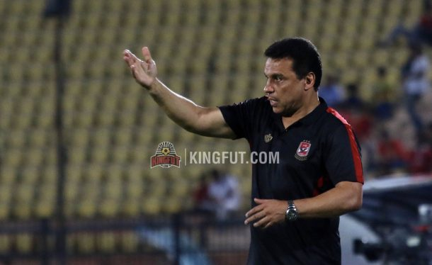 Hossam El-Badry backs Azaro