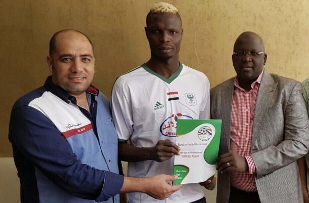 Burkina Faso's Aristide Bance completes Al-Masry switch