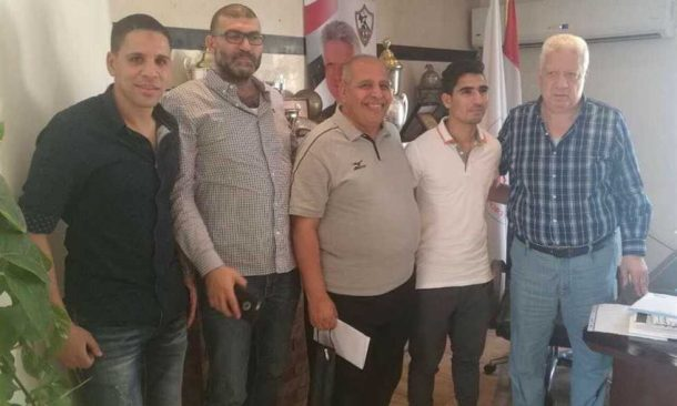 OFFICIAL: Zamalek sign Ahmed Madbouli from Nasr Lel Taa'deen