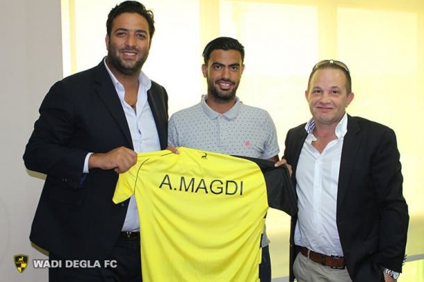 Wadi Degla announce four new summer signings