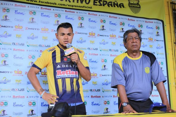 OFFICIAL: Martinez joins Real España on free transfer from ENPPI