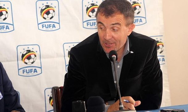 OFFICIAL: Micho terminates contract with Uganda over unpaid wages