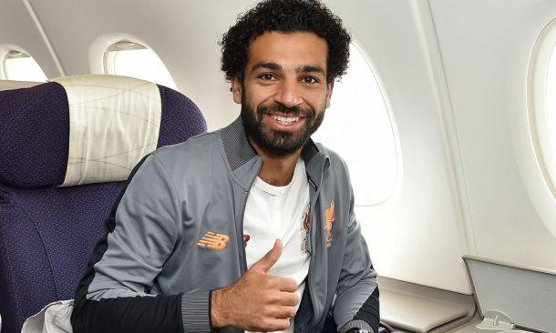 Mohamed Salah Hong Kong Tour