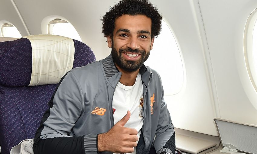 Mohamed Salah Hong Kong Tour