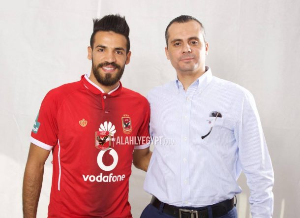 Mohareb included as Al Ahly announce squad for Arab Championship