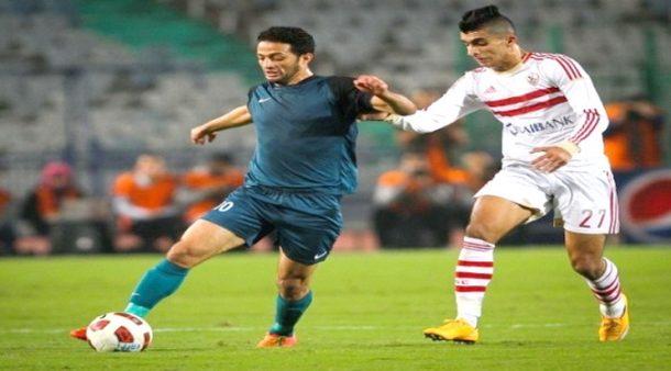 OFFICIAL: Zamalek sign ENPPI striker Salah Ashour