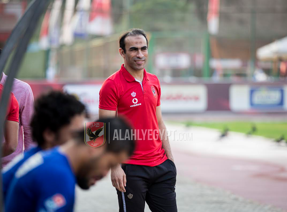 Al Ahly on Hegazi move