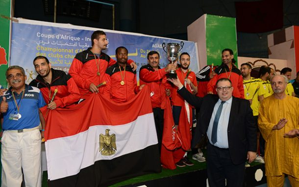 Table Tennis: Al Ahly men crowned African champions